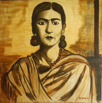 Frida Kahlo - eine ganz starke Frau